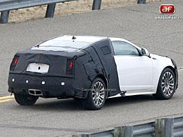 Spy Photos: Cadillac CTS Coupe: titulní fotka