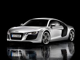 Audi R8 dostane motor V10 s turbem!: titulní fotka