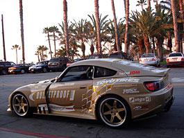 Vin Diesel naboural Hondu S2000: titulní fotka