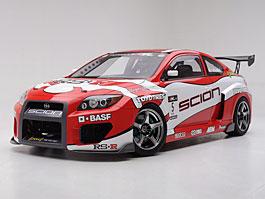 Scion pro závody v driftování: titulní fotka