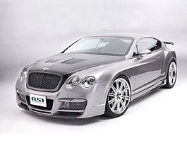 Bentley Continental GT ASI – asi jen pro někoho: titulní fotka