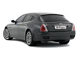 Maserati Quattroporte Bellagio Fastback jde do výroby: titulní fotka