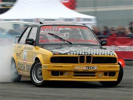 Přijďte se podívat na Czech Drift Series 2008: titulní fotka