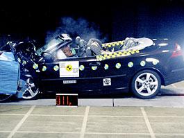 Saab provedl crashtesty s lidskými mrtvolami: titulní fotka