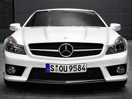 Mercedes-Benz SL 63 AMG Edition IWC - dva mistrovské kousky: titulní fotka