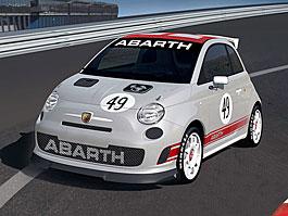 """Fiat 500 Abarth Asetto Corse: nejostřejší """"pětistovka"""" se představuje: titulní fotka"""
