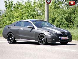 Spy Photos: Mercedes-Benz CLK (nové foto): titulní fotka