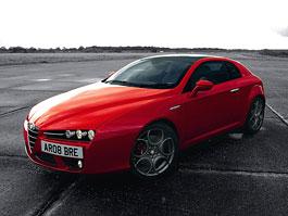 Alfa Romeo Brera S - úprava od Prodrive + fotogalerie!: titulní fotka