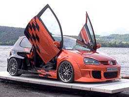 VW Golf GTI Performance Study na Wörthersee 2008: titulní fotka