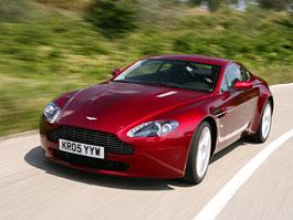 Aston Martin V8 Vantage s větším výkonem: titulní fotka