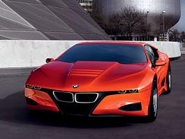 Koncept BMW M1 Hommage se bude vyrábět!: titulní fotka