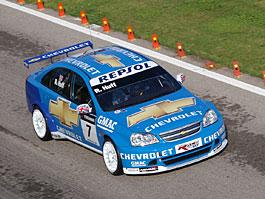 Reportáž: S Chevroletem na WTCC ve Valencii: titulní fotka