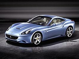 Ferrari California: první oficiální info a foto - doplněno: titulní fotka