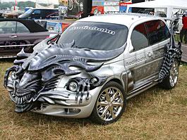 Chrysler PT Criuser Alien - nestvůra z Ruska: titulní fotka
