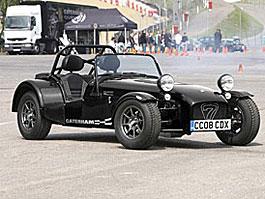 Caterham Seven Roadsport CDX: pouze pro dvacítku šťastných: titulní fotka