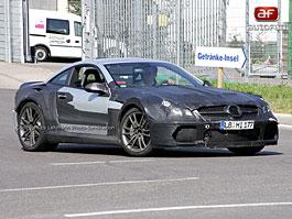 Spy Photos: Mercedes SLC: titulní fotka