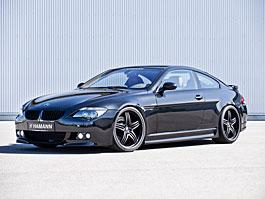 Hamann představuje úpravu modernizovaného BMW řady 6: titulní fotka