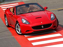 Další fotogalerie Ferrari California: titulní fotka