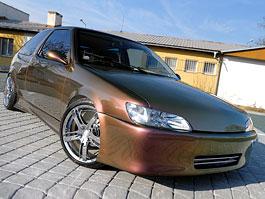 Citroën ZX: Probuzený vulkán: titulní fotka