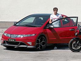 Honda Civic Type S coby čtyřkolový