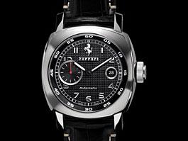 Officine Panerai - luxusní hodinky Ferrari 2008: titulní fotka