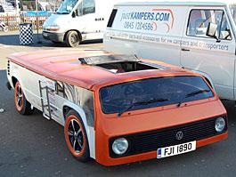 Nejnižší VW Bus na světě: titulní fotka