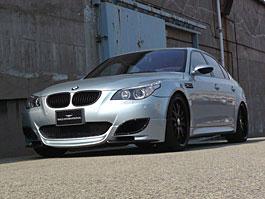 BMW M5 sedan od Wald International: titulní fotka
