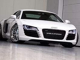 Audi R8 od Wheelsandmore má 457 koní: titulní fotka