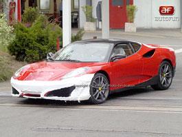 Spy Photos: Ferrari Collectors car: titulní fotka