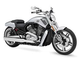 Harley-Davidson V-Rod Muscle 2009: titulní fotka
