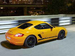 Limitované série pro Porsche Boxster S a Cayman S: titulní fotka