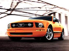 Ford Mustang 2009 - téměř beze změn: titulní fotka