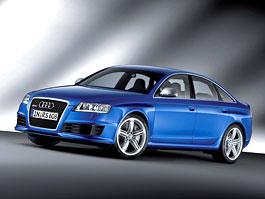 Audi RS6 sedan se představuje: titulní fotka