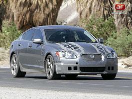 Spy Photos: Jaguar XF-R: titulní fotka