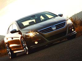 VW Passat CC Gold Coast - tovární