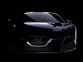Peugeot RC - po dieselu a benzinu hybrid: titulní fotka