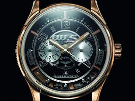 Hodinky Jaeger LeCoultre pro majitele Aston Martin DBS: titulní fotka