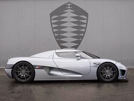 Koenigsegg připravuje čtyřdveřový model: titulní fotka
