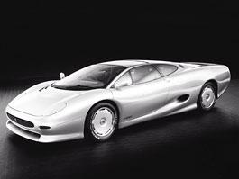 Pod lupou: Jaguar XJ220 – nejrychlejší auto světa...na jeden rok: titulní fotka