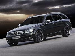 Kicherer Mercedes Benz C320 CDI 4Matic - sportovní ropák: titulní fotka
