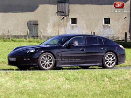 Spy Photos: Porsche Panamera: titulní fotka