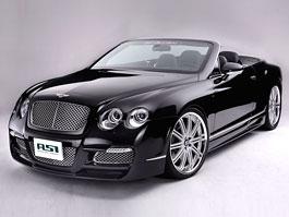 Bentley Continental GTC od ASI: titulní fotka