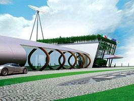 Pagani postaví novou továrnu: titulní fotka
