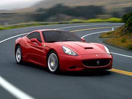Ferrari California: další série oficiálních snímků: titulní fotka