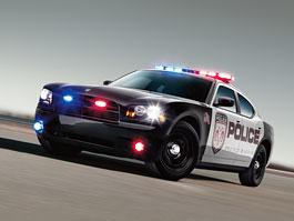 Dodge Charger pro americkou policii: titulní fotka