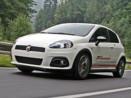 Za volantem: Fiat Punto Abarth: titulní fotka