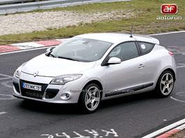 Spy Photos: Megane Coupe Renault Sport: titulní fotka