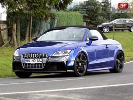 Spy Photos: Audi TT RS + Roadster: titulní fotka