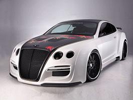 TETSU GTR: tohle byl ASI původně Bentley: titulní fotka