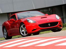 Ferrari California už zná svou cenu: titulní fotka